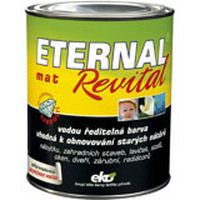 Eternal revital  0,35 kg bílá 201